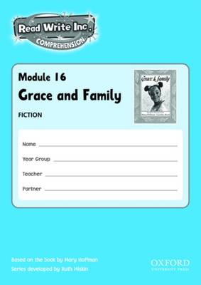 Read Write Inc. Comprehension: Modules 16-20: Pack of 5 Books by Ruth Miskin, Caroline Brittain, Gill Munton