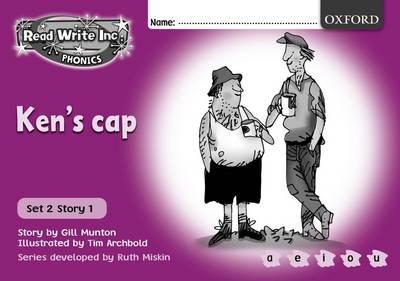 Read Write Inc. Phonics: Purple Set 2 B/W Storybooks: Mixed Pack of 10 Books by Ruth Miskin