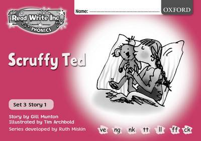Read Write Inc. Phonics: Pink Set 3 B/W Storybooks: Mixed Pack of 10 Books by Ruth Miskin