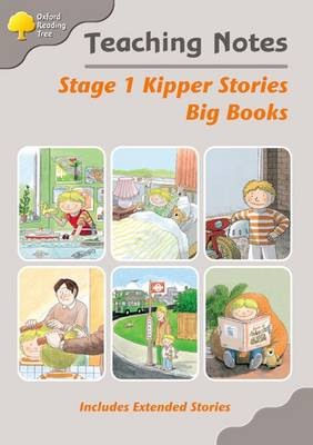 Oxford Reading Tree: Level 1: Kipper Storybooks: Big Book Teaching Notes by Thelma Page, Liz Miles, Gill Howell, Pam Mayo