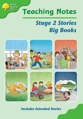 Oxford Reading Tree: Level 2: Kipper Storybooks: Big Book Teaching Notes by Gill Howell, Thelma Page, Liz Miles, Pam Mayo