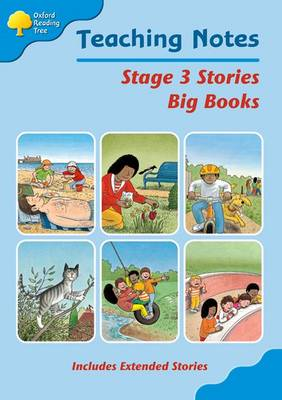 Oxford Reading Tree: Level 3: Kipper Storybooks: Big Books Teaching Notes by Pam Mayo, Thelma Page, Liz Miles, Gill Howell