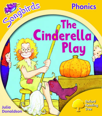 Oxford Reading Tree: Stage 5: Songbirds Phonics: Class Pack (36 Books, 6 of Each Title) by Julia Donaldson
