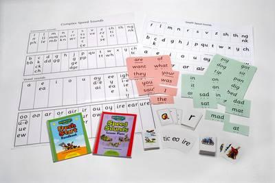 Read Write Inc. Fresh Start: Teacher's Kit Easy Buy Pack by