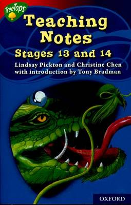 Oxford Reading Tree: Levels 13/14: Treetops Myths and Legends: Teaching Notes by