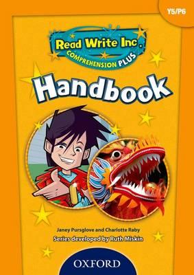 Read Write Inc. Comprehension Plus: Y5: Teacher Handbook 5 by Janey Pursglove, Charlotte Raby