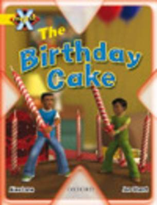 Project X: Food: the Birthday Cake by Alex Lane