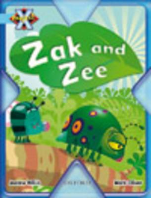 Project X: Bugs: Zak and Zee by Jeanne Willis