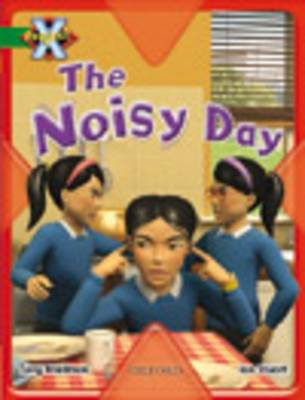 Project X: Noise: the Noisy Day by Tony Bradman