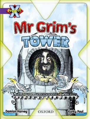 Project X: Buildings: Mr Grim's Tower by Damian Harvey