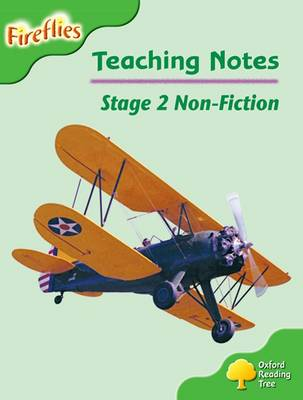 Oxford Reading Tree: Level 2: Fireflies: Teaching Notes by Thelma Page, Liz Miles, Gill Howell, Mary Mackill
