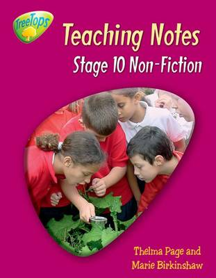 Oxford Reading Tree: Level 10: Treetops Non-fiction: Teaching Notes by Gill Howell, Marie Birkinshaw, Liz Miles, Thelma Page