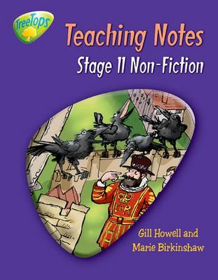 Oxford Reading Tree: Level 11: Treetops Non-Fiction: Teaching Notes by Gill Howell, Marie Birkinshaw, Liz Miles, Thelma Page