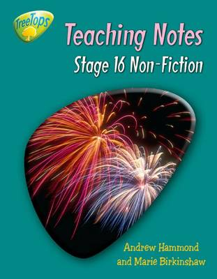 Oxford Reading Tree: Level 16: Treetops Non-Fiction: Teaching Notes by Gill Howell, Marie Birkinshaw, Liz Miles, Thelma Page