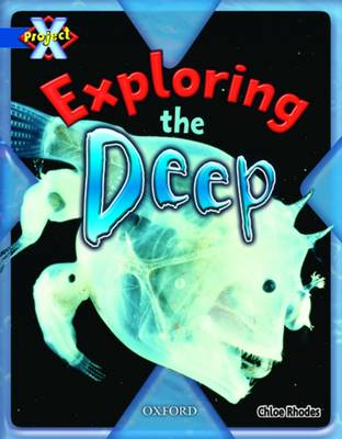 Project X: Y5 Blue Band: Hidden Depths Cluster: Pack of 5 (1 of Each Title) by Anthony McGowan, Jan Burchett, Sara Vogler, Martyn Beardsley