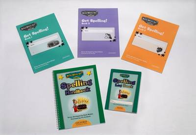 Read Write Inc.: Get Spelling Easy Buy Pack by Ruth Miskin