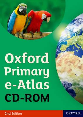 Oxford Primary e-Atlas by Patrick Wiegand