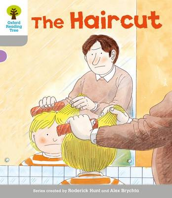 Oxford Reading Tree: Level 1: Wordless Stories A: Haircut by Roderick Hunt, Thelma Page