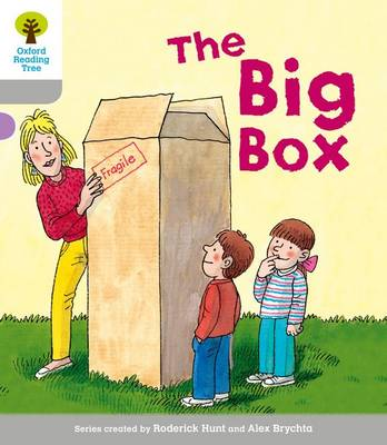 Oxford Reading Tree: Level 1: Wordless Stories B: Big Box by Roderick Hunt, Thelma Page
