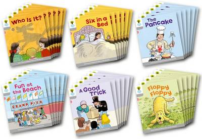 Oxford Reading Tree: Level 1: First Words: Class Pack of 36 by Roderick Hunt, Thelma Page