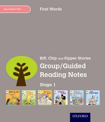 Oxford Reading Tree: Level 1: First Words: Group/Guided Reading Notes by Roderick Hunt, Thelma Page