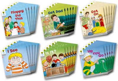 Oxford Reading Tree: Level 1: More First Words: Class Pack of 36 by Roderick Hunt, Mr. Alex Brychta, Thelma Page