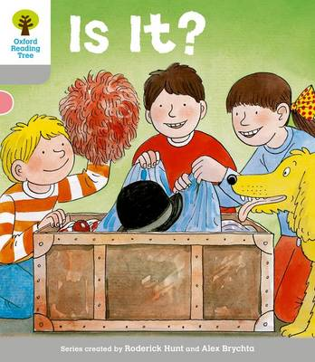Oxford Reading Tree: Level 1: More First Words: Who is it? by Roderick Hunt, Thelma Page
