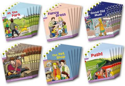 Oxford Reading Tree: Level 1+: Patterned Stories: Class Pack of 36 by Roderick Hunt, Gill Howell
