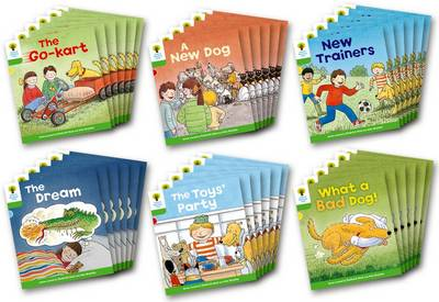 Oxford Reading Tree: Level 2: Stories: Class Pack of 36 by Roderick Hunt, Thelma Page