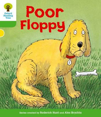 Oxford Reading Tree: Stage 2: First Sentences: Poor Floppy by Roderick Hunt, Thelma Page