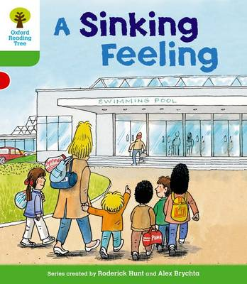 Oxford Reading Tree: Level 2: Patterned Stories: a Sinking Feeling by Thelma Page, Roderick Hunt