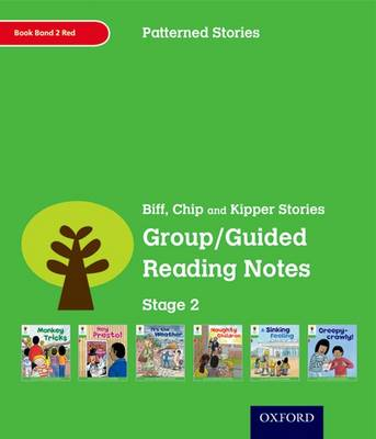 Oxford Reading Tree: Level 2: Patterned Stories: Group/Guided Reading Notes by Roderick Hunt, Thelma Page