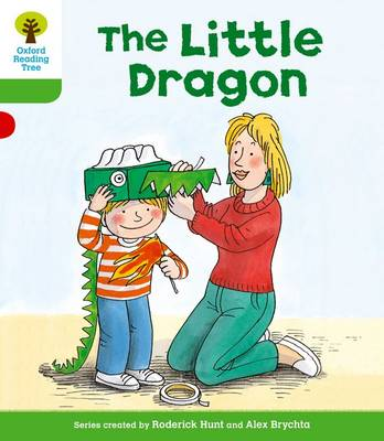 Oxford Reading Tree: Level 2: More Patterned Stories A: the Little Dragon by Roderick Hunt, Thelma Page