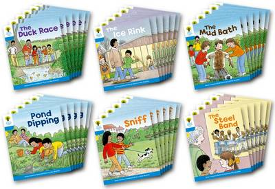 Oxford Reading Tree: Level 3: First Sentences: Class Pack of 36 by Roderick Hunt, Gill Howell
