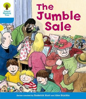 Oxford Reading Tree: Level 3: More Stories A: the Jumble Sale by Roderick Hunt, Gill Howell