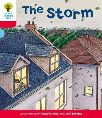 Oxford Reading Tree: Level 4: Stories: The Storm by Roderick Hunt