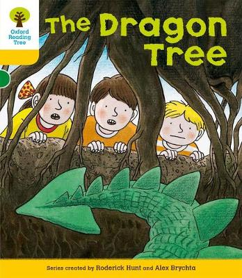 Oxford Reading Tree: Level 5: Stories: The Dragon Tree by Roderick Hunt