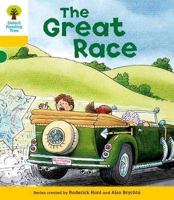 Oxford Reading Tree: Level 5: More Stories A: the Great Race by Roderick Hunt, Mr. Alex Brychta
