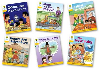 Oxford Reading Tree: Level 5: More Stories B: Pack of 6 by Roderick Hunt, Liz Miles