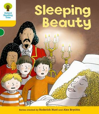 Oxford Reading Tree: Level 5: More Stories C: Sleeping Beauty by Roderick Hunt
