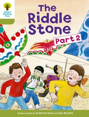 Oxford Reading Tree: Level 7: More Stories B: the Riddle Stone Part Two: Part 2 by Roderick Hunt