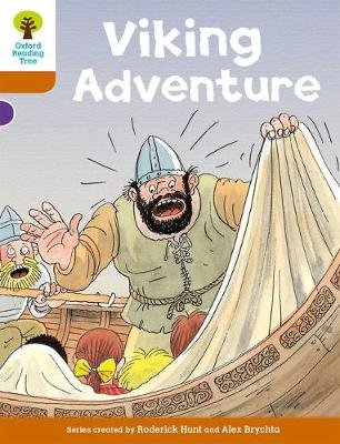 Oxford Reading Tree: Level 8: Stories: Viking Adventure by Roderick Hunt