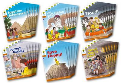 Oxford Reading Tree: Level 8: More Stories: Class Pack of 36 by Roderick Hunt, Liz Miles