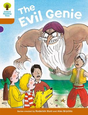 Oxford Reading Tree: Level 8: More Stories: the Evil Genie by Roderick Hunt
