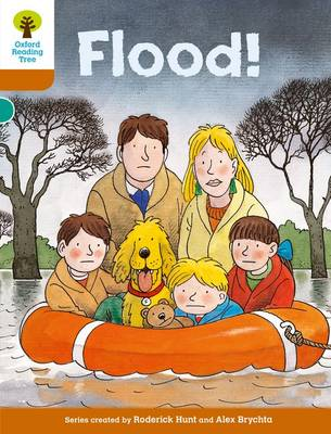Oxford Reading Tree: Level 8: More Stories: Flood! by Roderick Hunt