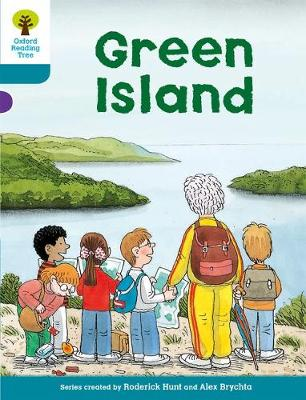 Oxford Reading Tree: Level 9: Stories: Green Island by Roderick Hunt