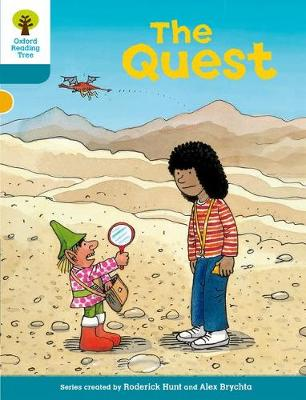 Oxford Reading Tree: Level 9: Stories: The Quest by Roderick Hunt
