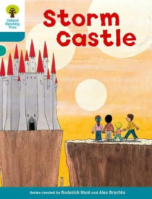 Oxford Reading Tree: Level 9: Stories: Storm Castle by Roderick Hunt