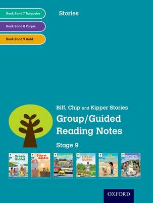 Oxford Reading Tree: Level 9: Stories: Group/Guided Reading Notes by Roderick Hunt, Lucy Tritton