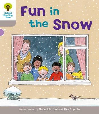 Oxford Reading Tree: Level 1: Decode and Develop: Fun in the Snow by Roderick Hunt, Ms Annemarie Young, Thelma Page